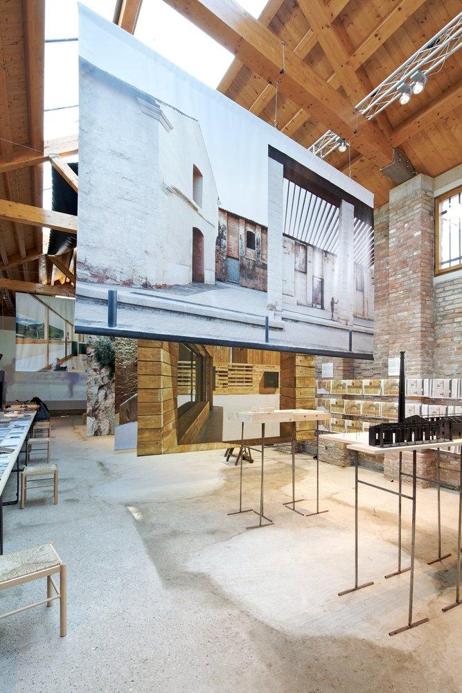 Biennale di architettura di venezia mari castell for Biennale di architettura di venezia